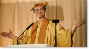 Jim Carrey speech: Living Life in Love or Fear