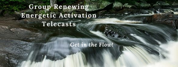 Group Renewing Energetic Activation Telecasts with Julia Grace McCammon